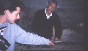 Fyras Mawazini au Caire en 1994.