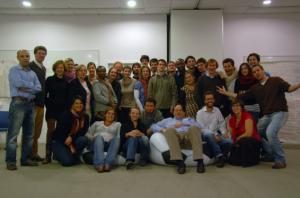 Les volontaires des Etats généraux 2011.